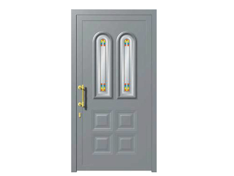 Glass And Aluminium Armoured Door Panel Alfairk2 By Royal Pat