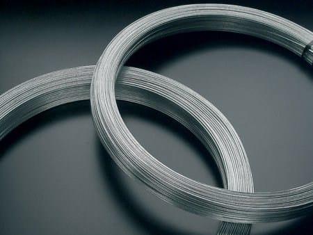 Barbed wire, drawn steel wire GALVATEC T100 by Gruppo CAVATORTA