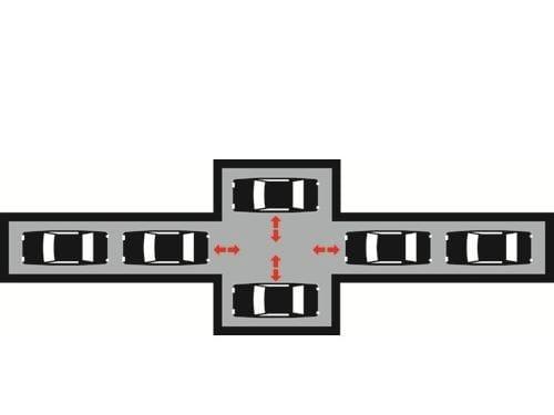 Crossparker 558 Impianto di parcheggio automatizzato Crossparker