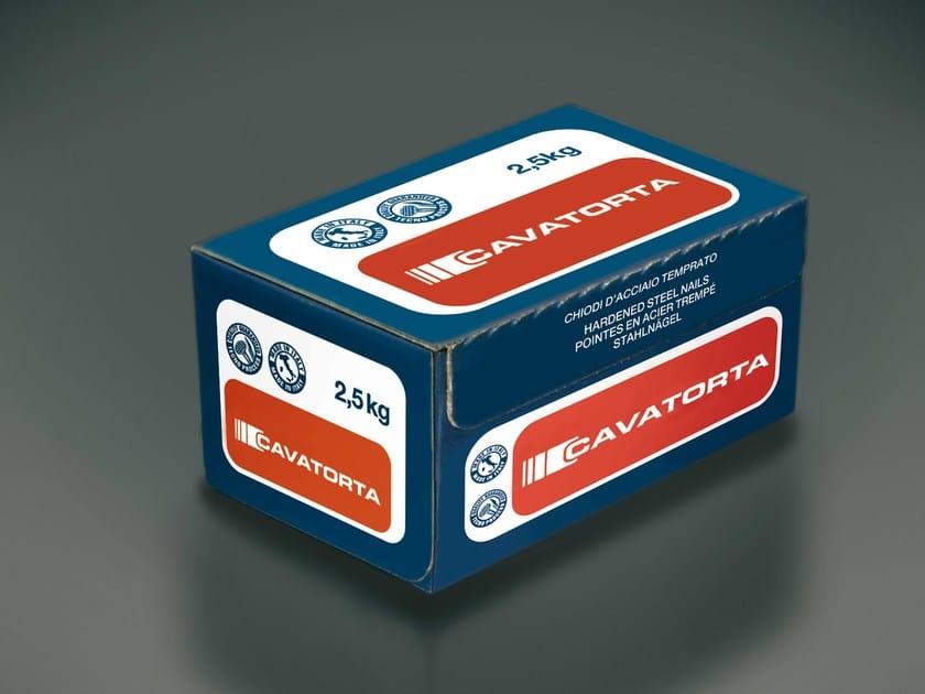 Nail BLUE BOX NAILS by Gruppo CAVATORTA