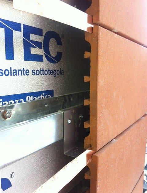 ISOTEC® PARETE dettaglio parete