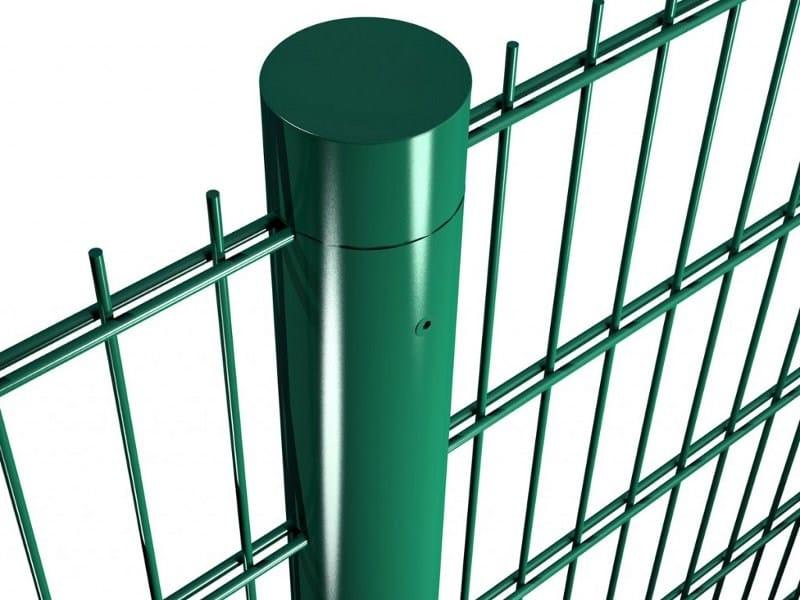 Palo per recinzione in acciaio zincato PROFILFORT by Gruppo CAVATORTA