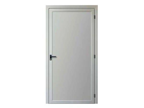 Aluminium door panel EXIT/K by ROYAL PAT