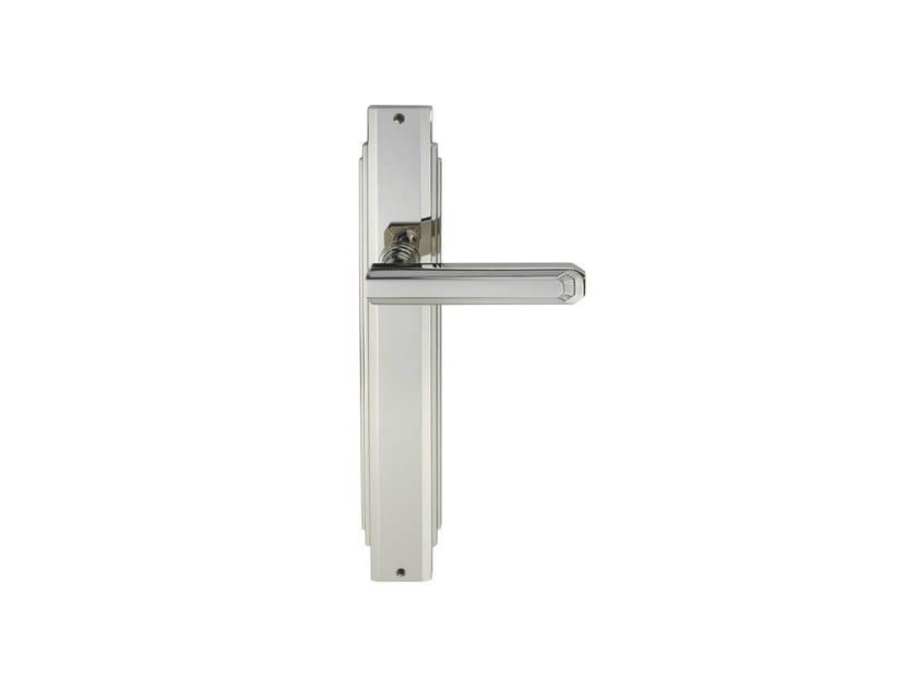 Brass door handle / window handle C17810 - MARIANNE | Brass door handle by Enrico Cassina