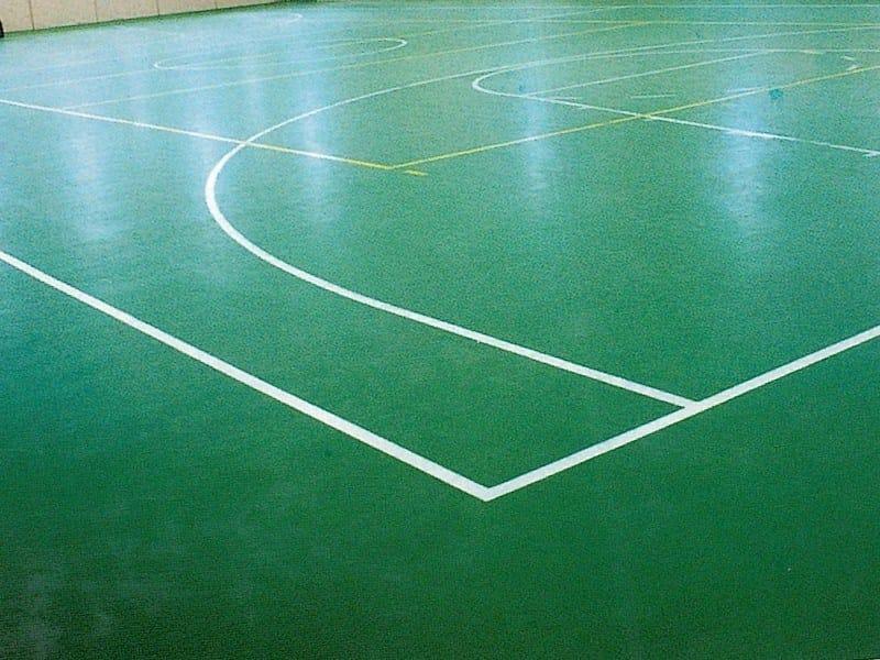 Anti-slip ecological fireproof vinyl flooring PAVINIL ACTIVITY GF5 by NANNI GIANCARLO & C.