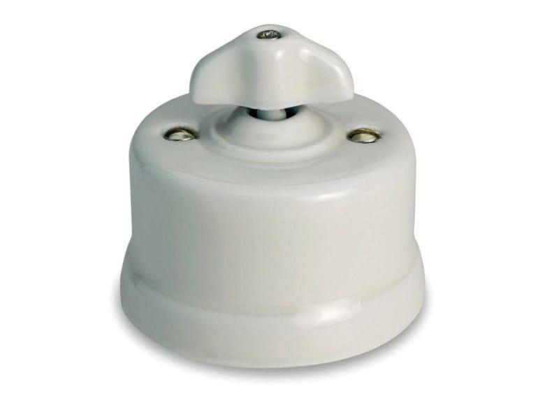 Garby porcelain retro knob