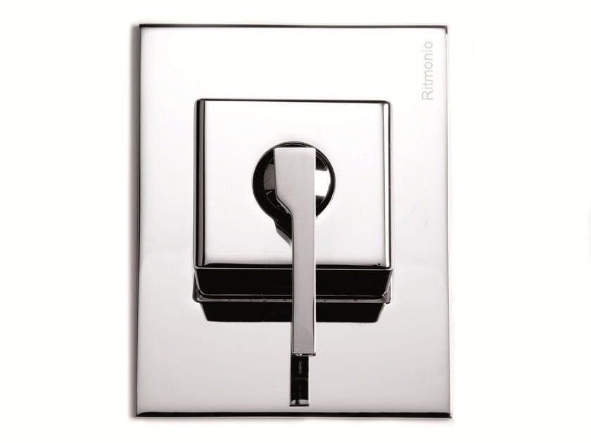 Single handle shower mixer TETRIS   Shower mixer by RITMONIO