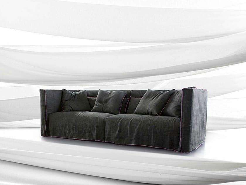 Sectional modular sofa SOMETHING by ERBA ITALIA