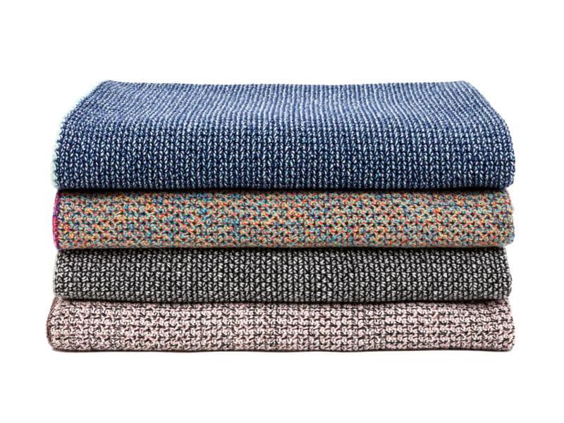 Cashmere blanket RETE by e15