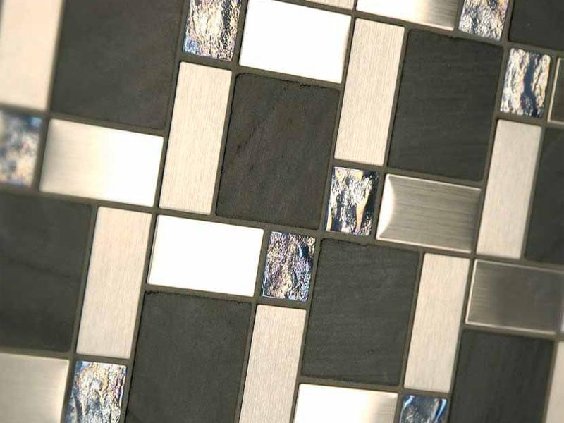 Glass Mosaic MISURA by Mosaico+