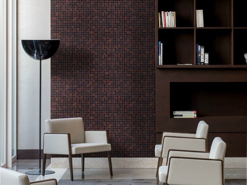 Wooden Mosaic LEGNO by Mosaico+