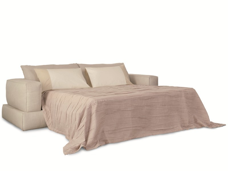 Convertible sofa bed CARESSE TRASFORMABLE by ESTEL GROUP