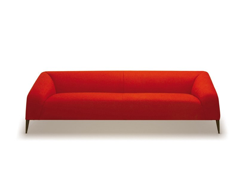 3 seater fabric sofa with removable cover SEBASTIAN | Sofa by ESTEL GROUP