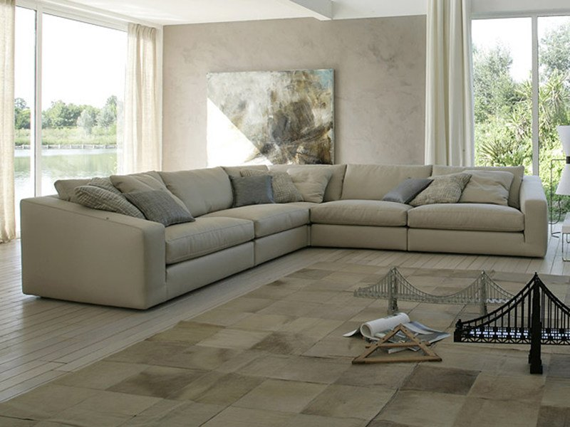 TOBIAS | Corner sofa By ESTEL GROUP