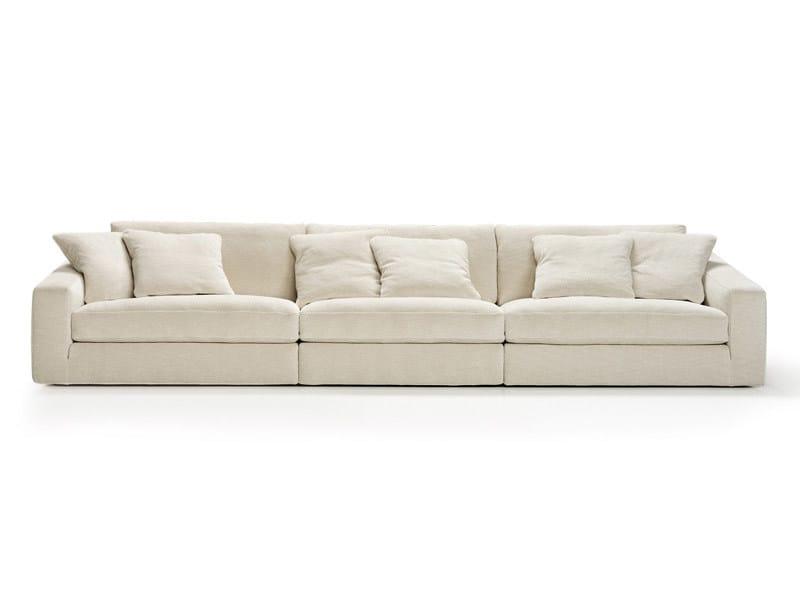 3 seater sofa TOBIAS   3 seater sofa by ESTEL GROUP