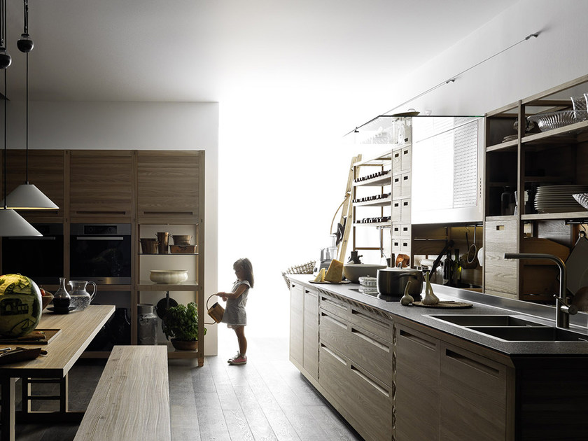 キッチン家具 SINE TEMPORE By VALCUCINE