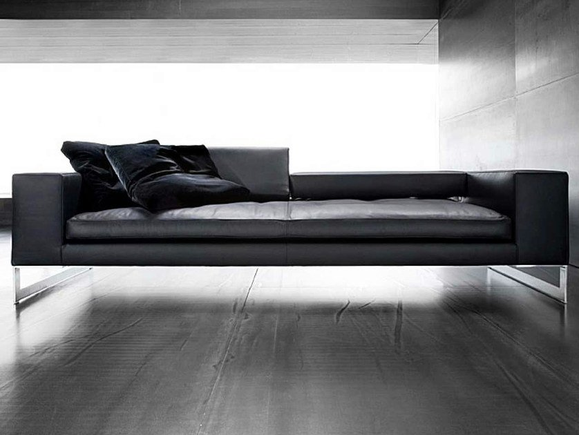 Recliner sofa PERFECT DAY by ERBA ITALIA