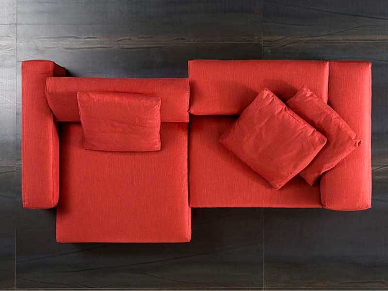 Sectional sofa IN & OUT by ERBA ITALIA