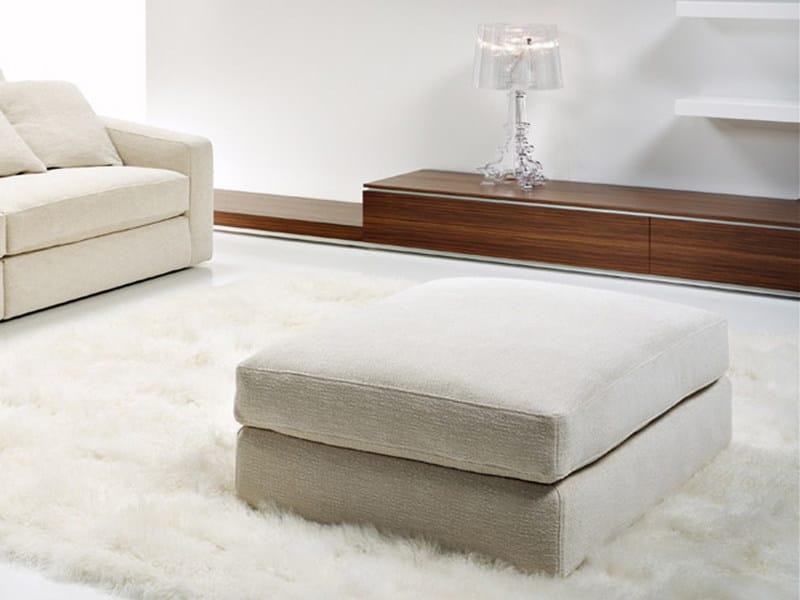 Upholstered pouf TOBIAS | Pouf by ESTEL GROUP
