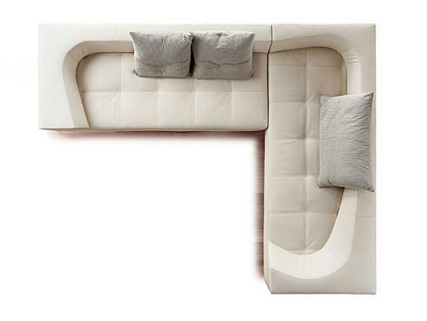 Sectional Sofa Culture Club By Erba Italia Design Giorgio