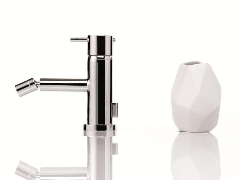 Single handle bidet mixer DIAMETROTRENTACINQUE | Bidet mixer by RITMONIO