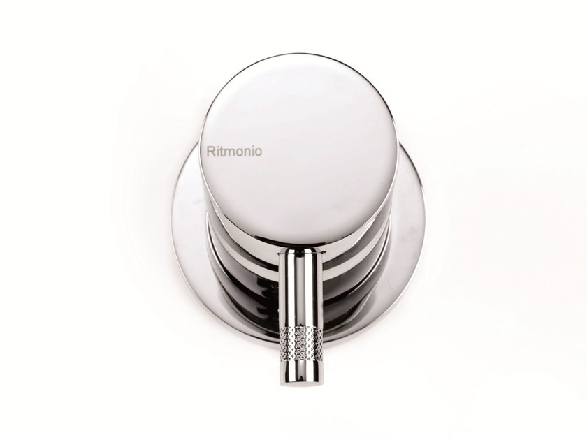 Single handle shower mixer DIAMETRO35 | Shower mixer by RITMONIO