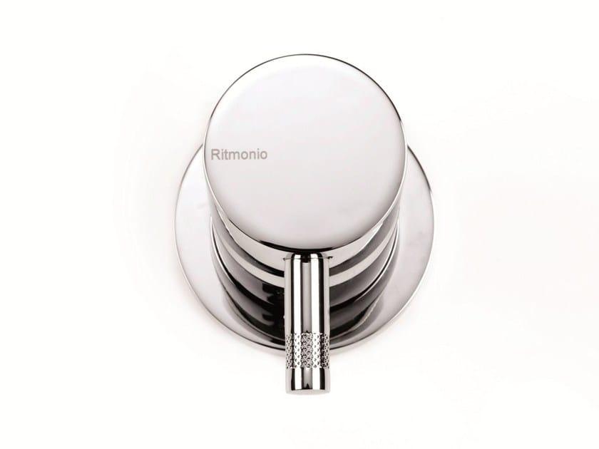 Single handle shower mixer DIAMETROTRENTACINQUE | Shower mixer by RITMONIO