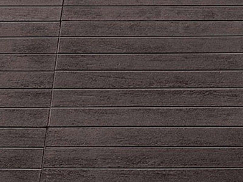 Outdoor floor tiles with wood effect ESSENZA by FAVARO1