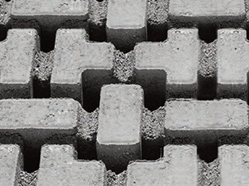 Cement Grass mesh GARDEN by FAVARO1