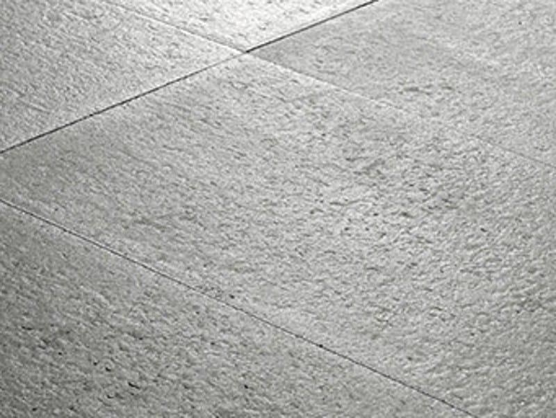 Pavimento per esterni in cemento effetto pietra confini by favaro