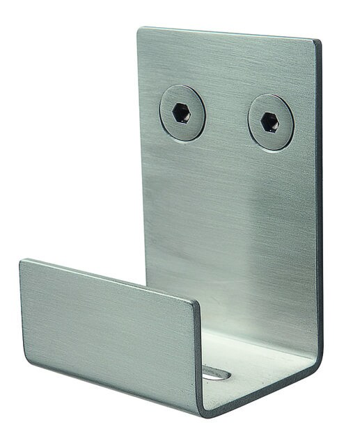 Stainless steel robe hook EMME 1559 by MINA