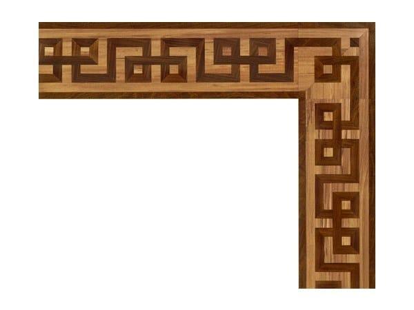 Wooden border CORNICI by Garbelotto srl