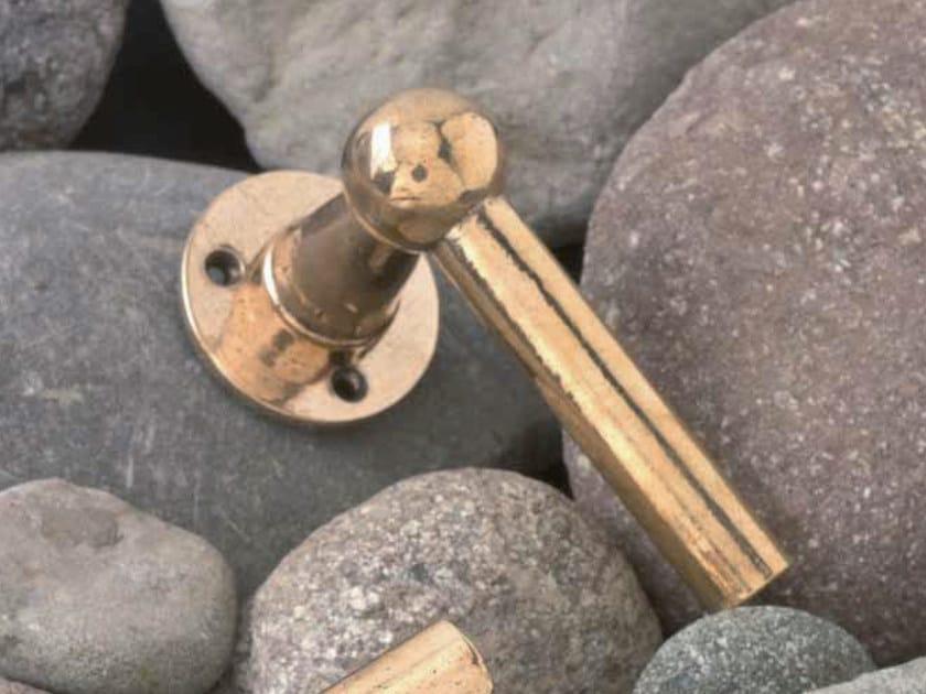 Classic style door handle CHEMIN DE FER   Door handle by GIARA
