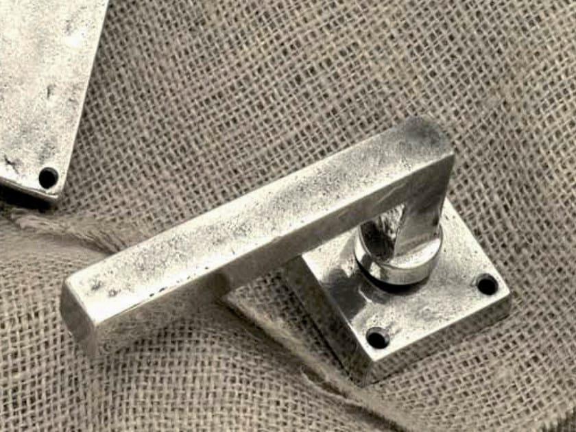 Classic style door handle QUADRA | Door handle by GIARA
