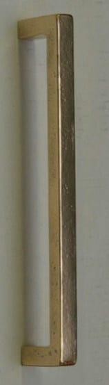 QUADRA   Maniglia per mobili MAQU-160-NB