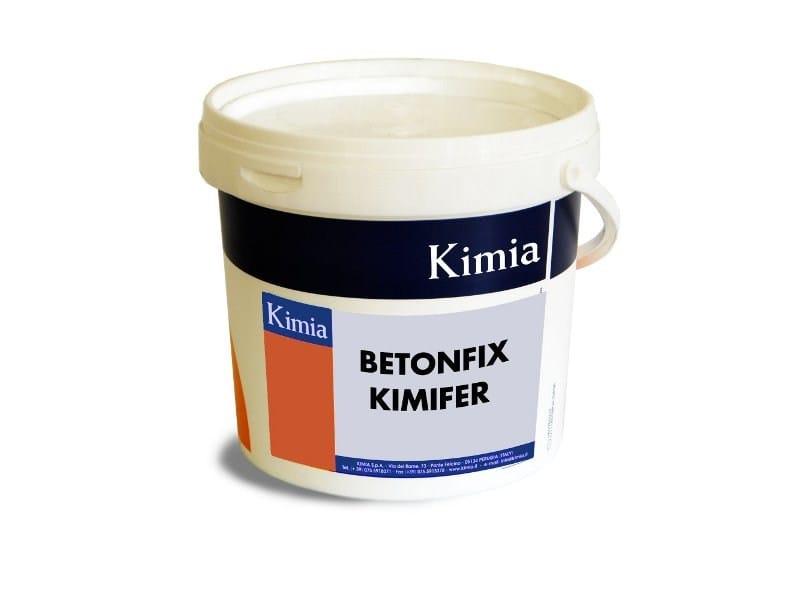 Anti corrosion product BETONFIX KIMIFER by Kimia