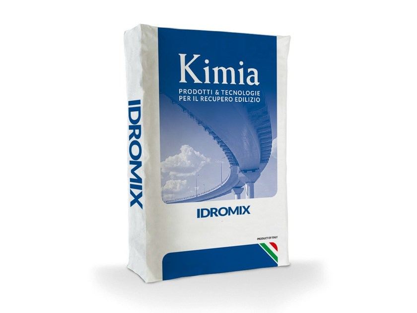 Additive for cement and concrete IDROMIX by Kimia