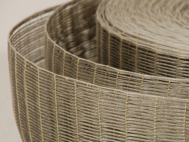 Stainless steel reinforcing fabric KIMISTEEL INOX by Kimia