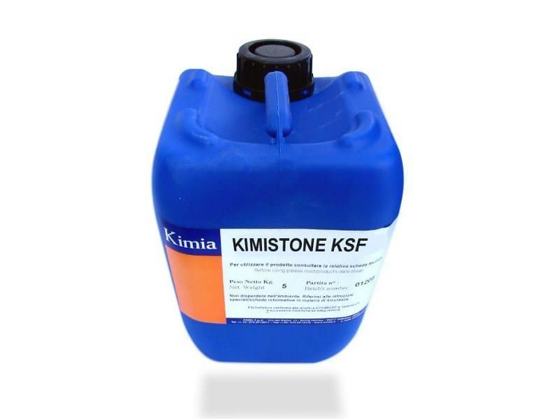 Masonry consolidation KIMISTONE KSF by Kimia