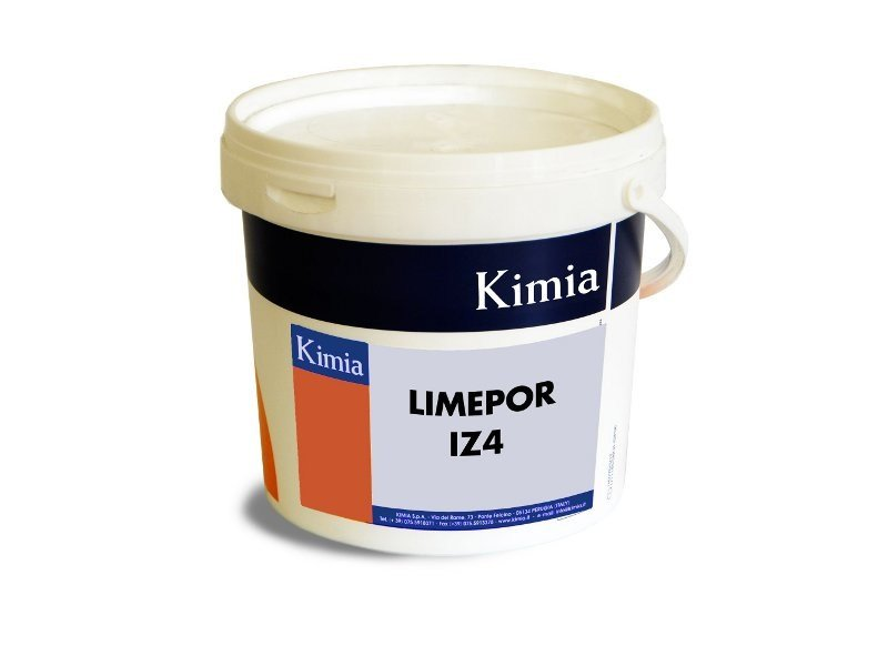 Hydrated and hydraulic lime LIMEPOR IZ 4 by Kimia