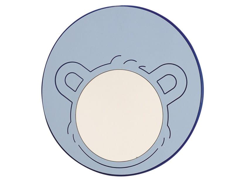 Birdo - Specchio cornice orso