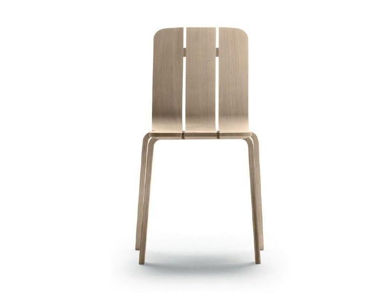 Oak chair SASKI | Chair by ALKI
