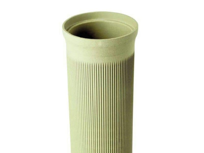 Refractory ceramic flue KERANOVA by Schiedel