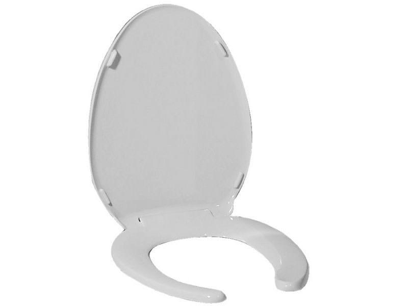 Polypropylene toilet seat 130   Polypropylene toilet seat by Ponte Giulio