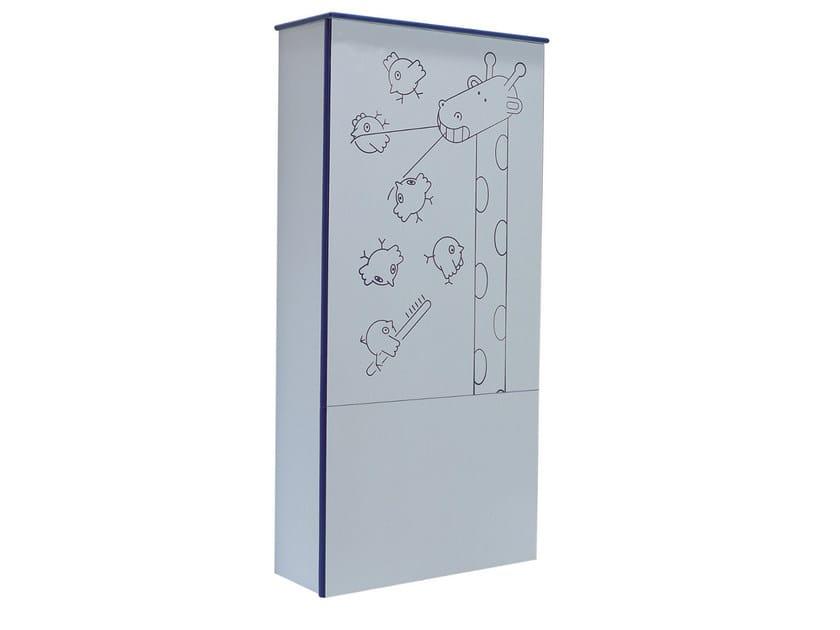 BIRDO | Modulo sanitario per wc
