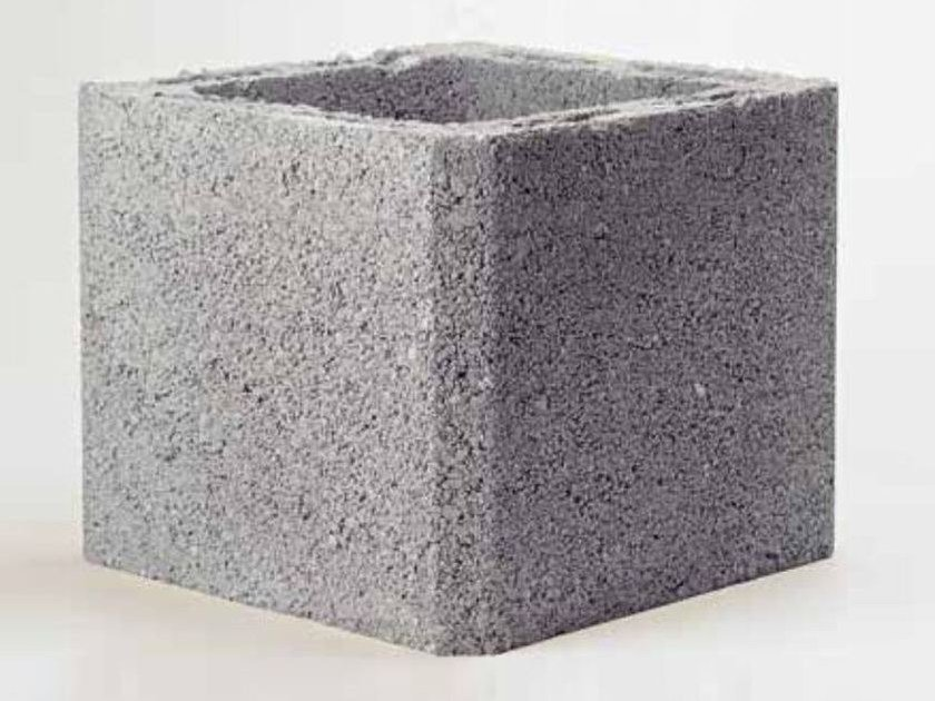 Concrete flue TERMO - Camicie in c.l.s by Schiedel