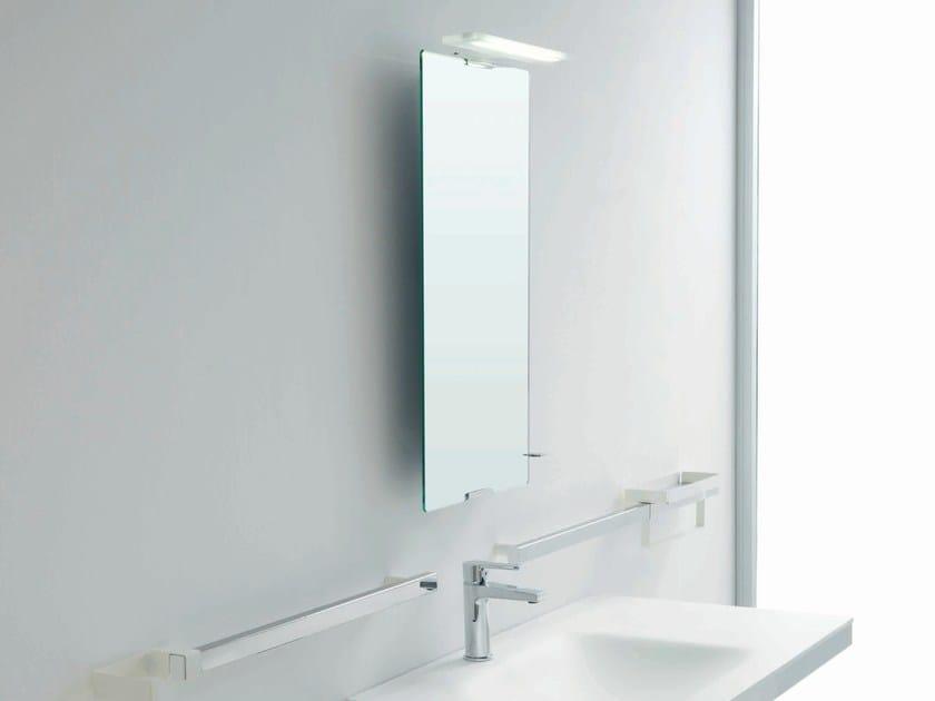 Specchio rettangolare da parete per bagno family specchio per