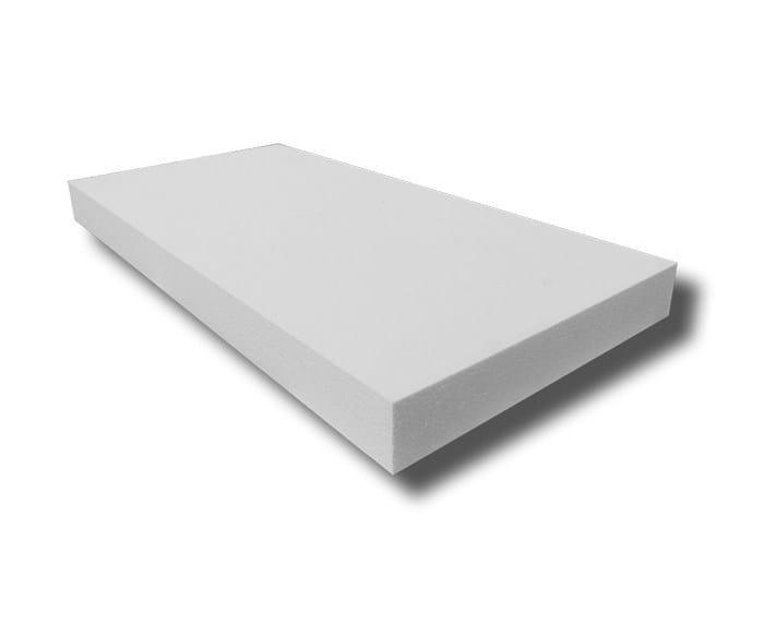 Thermal insulation panel LEUCOSTRE ETICS by S.T.S. POLISTIROLI