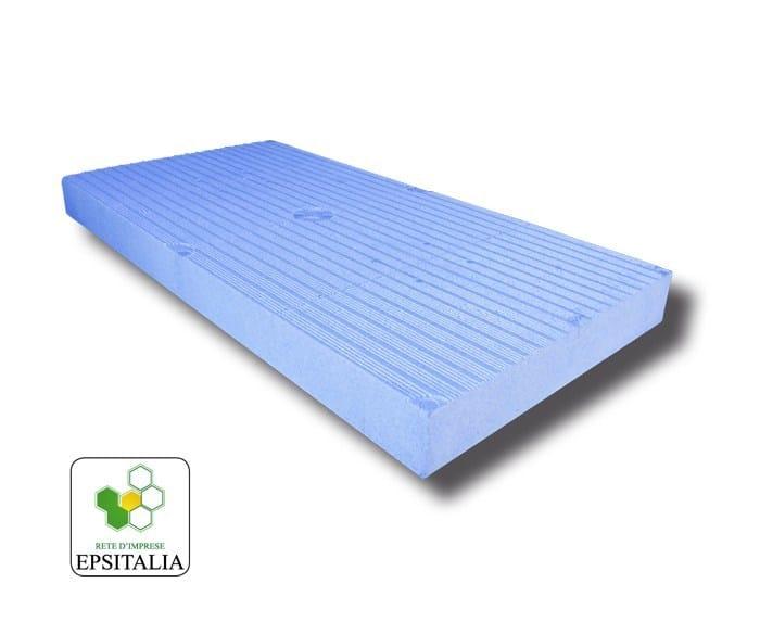 Thermal insulation panel / Exterior insulation system SCACCOMATTO ETICS by S.T.S. POLISTIROLI