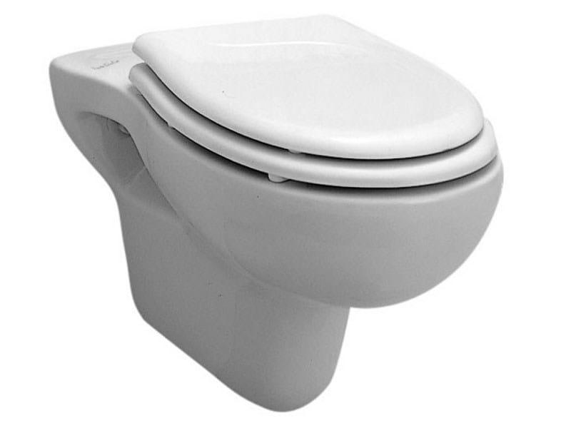 Rossari hängendes wc by ponte giulio